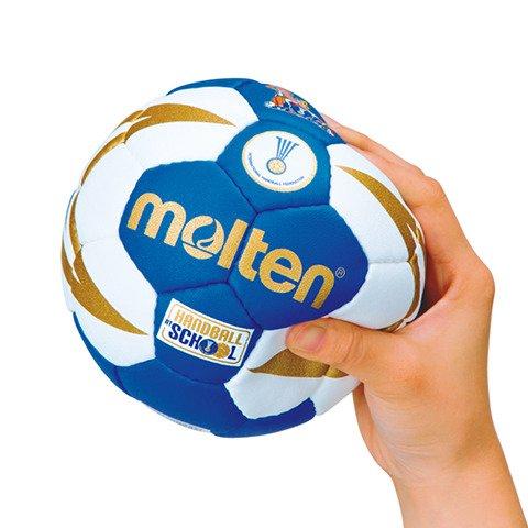 H0X1300-BW Piłka ręczna Molten 1300 miękka
