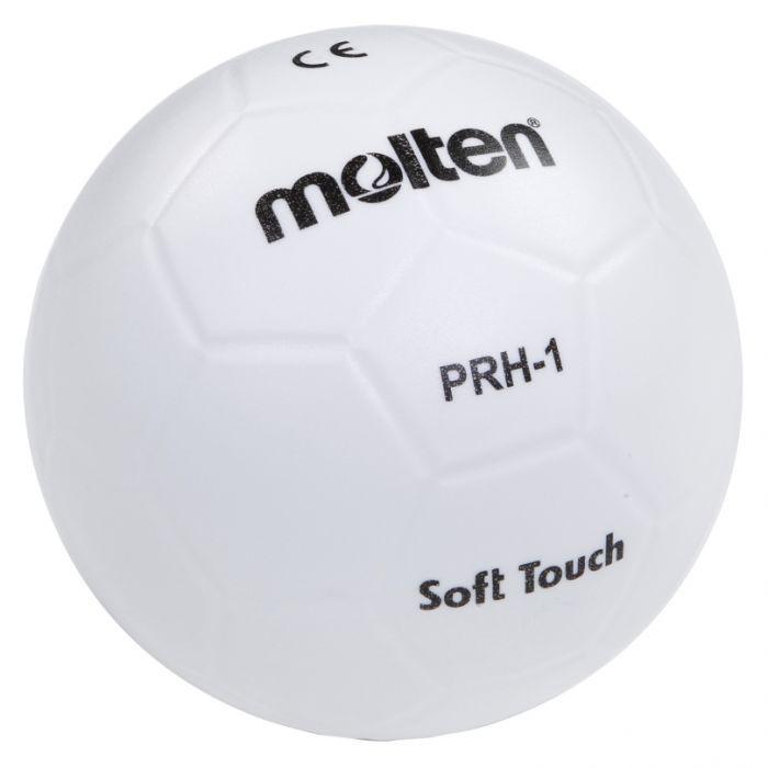 PRH-1 Piłka ręczna MOLTEN softball gumowa