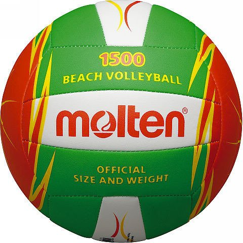 V5B1500-LO Piłka siatkowa Molten Beach 1500 plażowa